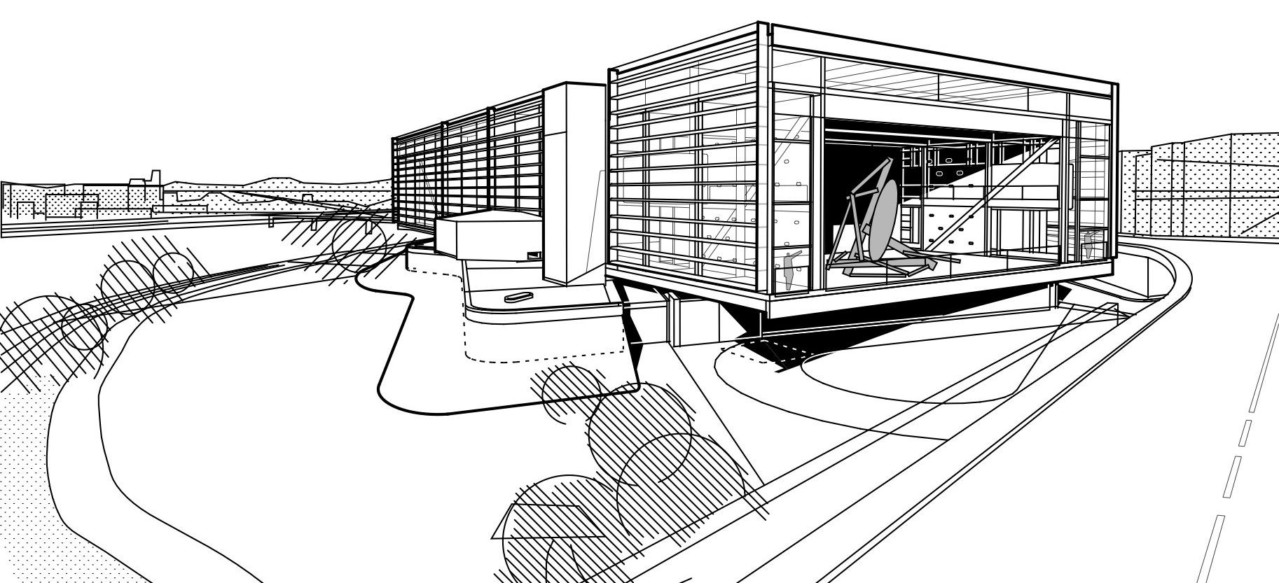 Queensland gallery of modern art jones partners architecture for Jones architecture